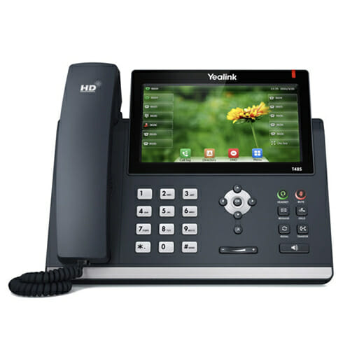VoIP Handset Yealink-T48S